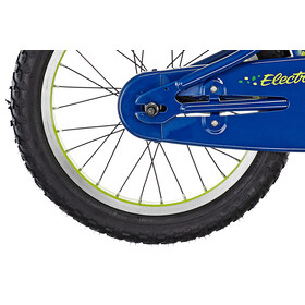 "Electra Cyclosaurus 1 Boy 16"" dark blue"